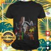 Superheroes no justice no peace shirt
