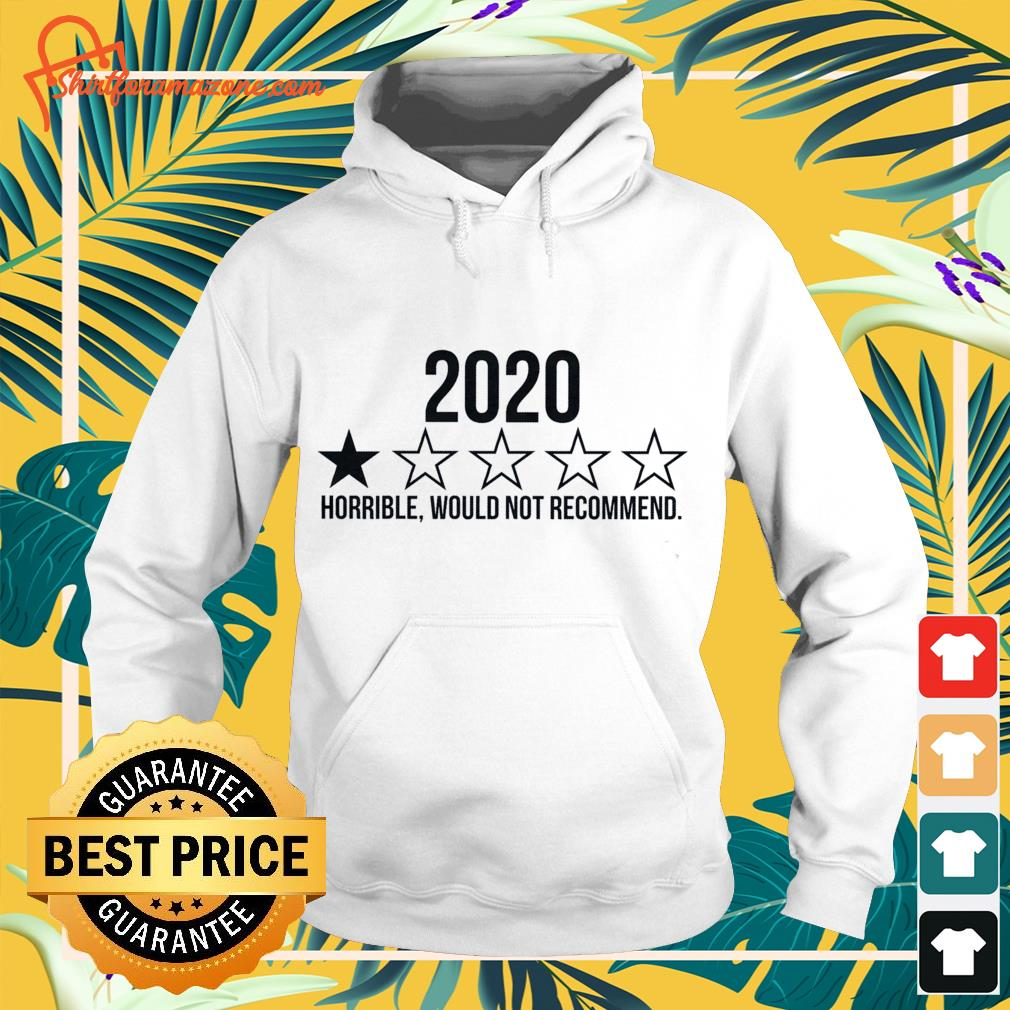 2020 horrible would not recommend Hoodie