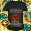 Muppets I am currently unsupervised I know it freaks me out too shirt
