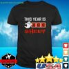 This year is Boo sheet Halloween t-shirt