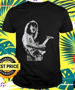 Eddie Van Halen Rock and Roll t-shirt