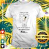 Have you ever cried over a dog cried and still crying over my great dog miss t-shirt