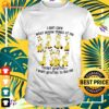 I don't care what anyone thinks of me except giraffes I want giraffes to like me t-shirt