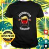 Jeepers for Trump American t-shirt