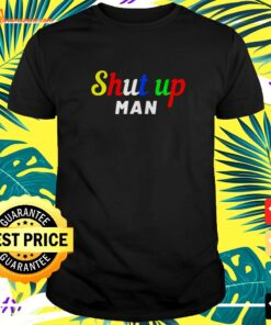 Shut Up Man – Joe Biden to Trump t-shirt
