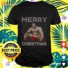 Barry wood merry Christmas ugly t-shirt