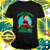 Santa claus there's some ho ho hos in this house Christmas t-shirt