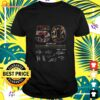 50 Years Of Earth Wind And Fire 1969-2019 Signatures t-shirt