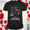 15 year of 2005 2020 barca lionel messi thank you for the memories t shirt