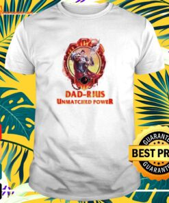 Dadrius Unmatched Power t-shirt