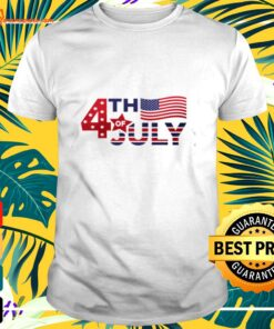 4th of July Independence Day American t-shirt