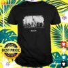 Statue of Liberty National Monument NYC back t-shirt