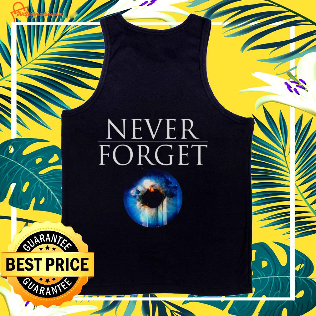Never forget eye tank top