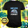 Radio music cassette tape never forget funny shirt